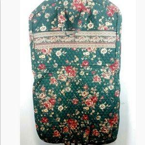 Vera Bradley SpringTime Quilted garment bag
